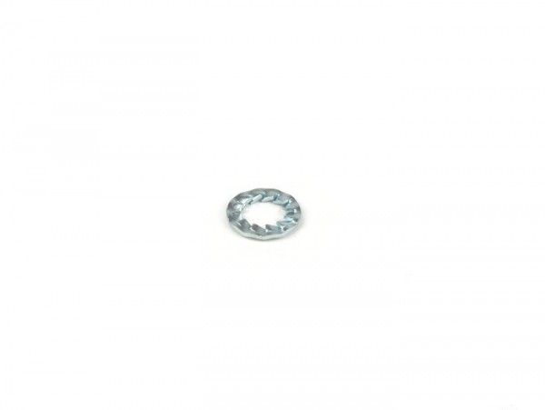 Rondella dentellata -DIN 6798- M8 - dentatura interna