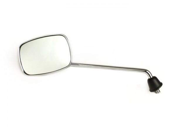 Espejo -CALIDAD OEM- Piaggio Beverly 125-250 - cromo - izquierda