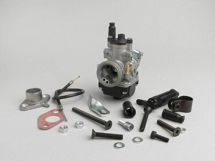 Carburator Kit Malossi 19mm Dellorto Phbg As Honda 50 Cc 2 Stroke