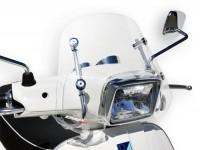 Windschutzscheibe -ERMAX Piccolo- Vespa S50, S125 - klar