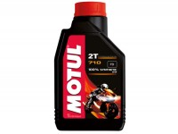 Oil -MOTUL 710- 2-stroke fully synthetic - 1000ml