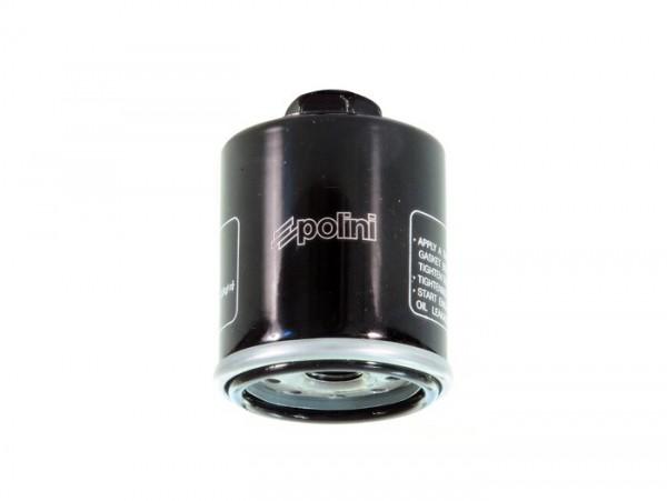 Filtro de aceite -POLINI- Piaggio 125-200 ccm Leader, 250-300 ccm Quasar/HPE