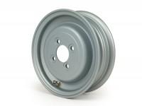 Cerchio ruota -SIP SENZA CAMERA D''ARIA 2.15-8 pollici, alluminio- Vespa (tipo 4 fori all''interno) -