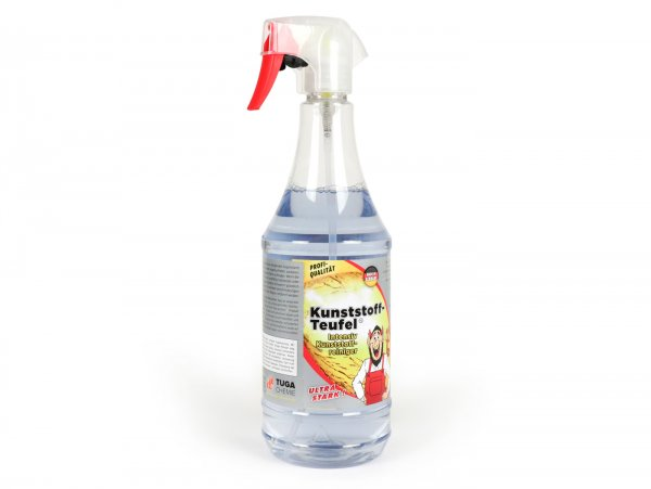 Plastic Cleaner intensive -TUGA Plastic Devil- 1000ml