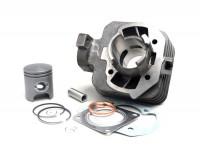 Zylinder -PRO PORTING 50 ccm- Peugeot AC 50 ccm (horizontal)