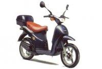 Piaggio Free 50 (1995-1998, FCS2T)