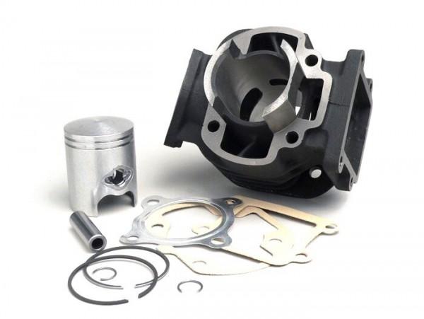 Zylinder -DR 50 ccm Evolution- Minarelli AC (vertikal) - BOOSTER, BUMP50, BWS50, SLIDER50, SPY, SR50 (-1994), STUNT, ZUMA50, AMICO