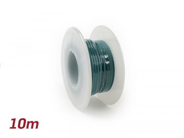 Elektrokabel -BGM ORIGINAL 0,85mm²- 10m - Grün