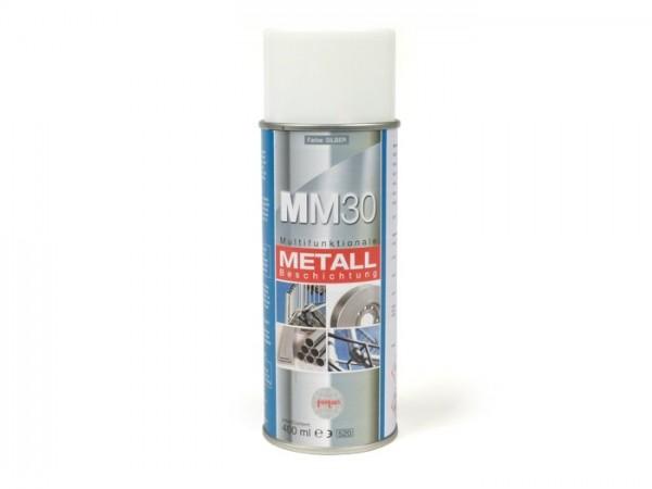 Spray recubrimiento galvánico/metálico -FERTAN MM30- spray - 400ml