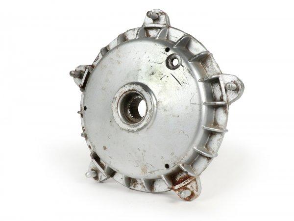 "Rear brake hub 10"" -LML / STELLA (b-stock) with bore for brake pad inspection- LML Star 200cc, fourstroke"