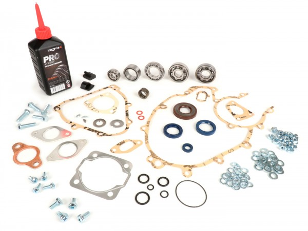 Motorrevisions-Set -PIAGGIO- Vespa PK125 XL, PK125 XL2, ETS125 - (Ø 24mm Konus) - NBI