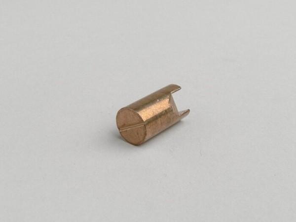 Clutch pressure pad -OEM QUALITY- Vespa V50 (1978-), PV125 (1978-), ET3 (1978-), PK S, PK XL1 - 2 legs