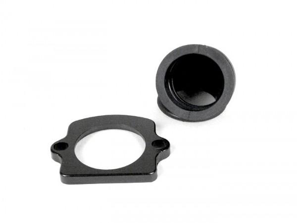 Intake manifold -BGM PRO Twist- Piaggio 50-180cc - CS=32mm