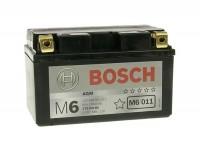 Batterie -Wartungsfrei BOSCH YTZ10S- 12V 8Ah - 150x87x93mm (inkl. Säurepack)