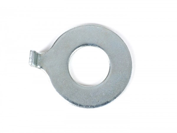 Securing washer for wheel pin -OEM-QUALITY- Vespa Rally180 (VSD1T), Rally200 (VSE1T), Sprint150 (VLB1T), TS125 (VNL3T), GTR125 (VNL2T), GT125 (VNL2T), Super, VNB5T (since no 026921) till VNB6T, VBB2T (since No 212456), GL150 (VLA1T) (since No 0