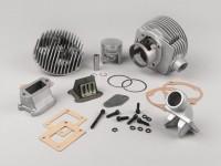 Cylinder -QUATTRINI M1XL 172 ccm 3 ports- Vespa PX125, PX150, Cosa125, Cosa150, LML Star 125/150, Stella 125/150