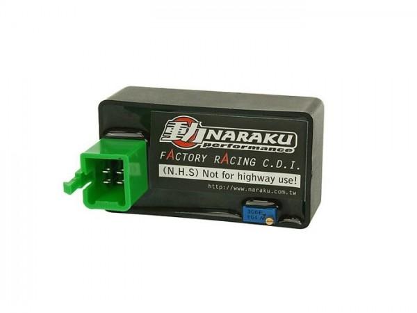 CDI -NARAKU einstellbar- GY6 (4-Takt) 50 ccm (139QMB - Baotian)