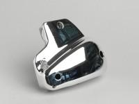 Coperchio filtro aria -QUALITÀ OEM- Peugeot 50cc (verticale)- SPEEDFIGHT1 50cc AC, SPEEDFIGHT2 50cc AC, TKR50, TREKKER50, VIVACITY50, ELYSEO50, SQUAB50, ZENITH50, BUXY50, ELYSTAR50, LOOXOR50, SPEEDAKE - cromato