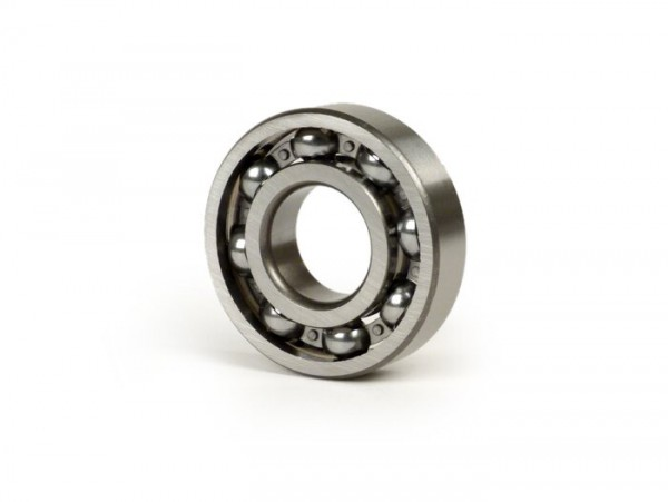 Ball bearing -6204-W12/C3- (20x47x12mm) - used for crankshaft Wideframe Vespa V98