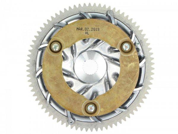 Polea -PIAGGIO- Vespa GT L 125 (ZAPM31100, ZAPM31101), Vespa GTS 125 (ZAPM31300), Vespa GTV 125 (ZAPM31301), Vespa LX 125 (ZAPM44100, ZAPM44300, ZAPM68100), Vespa LX 150 (ZAPM44200, ZAPM44400), Vespa LXV 125 (ZAPM68102, ZAPM44301), Vespa S 125 (ZAPM4
