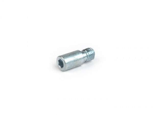 Kickstart piston pin -MB DEVELOPMENTS- Lambretta LI, LIS, SX, TV (Serie 2-3), DL, GP, J50, J100, J125, Lui 50-75