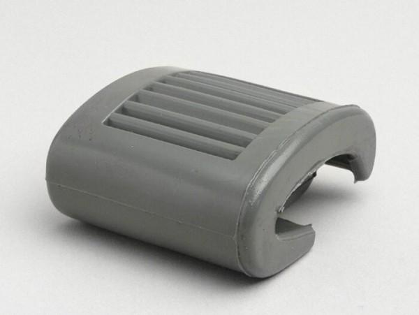 Goma pedal arranque -LAMBRETTA- Lambretta LI (series 1-3), LIS, SX, TV (series 1-3), DL, GP - gris
