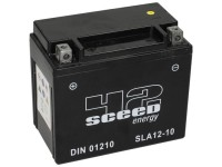 Batterie -Gel SCEED 42 Energy- SLA12-10 - 12V, 10Ah - 152x88x131mm
