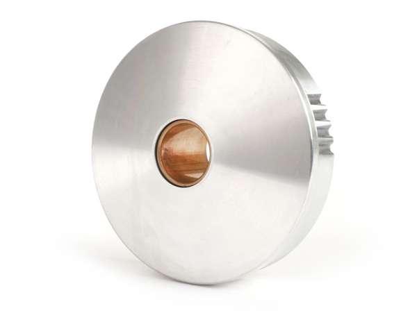 Half-Pulley -MALOSSI Overrange MHR aluminium M5115644- Piaggio 50cc - 2-stroke