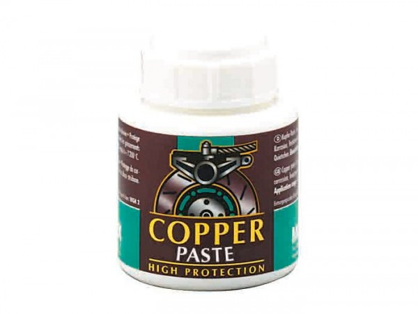 Compuesto de cobre -MOTOREX Copper Paste- 100g