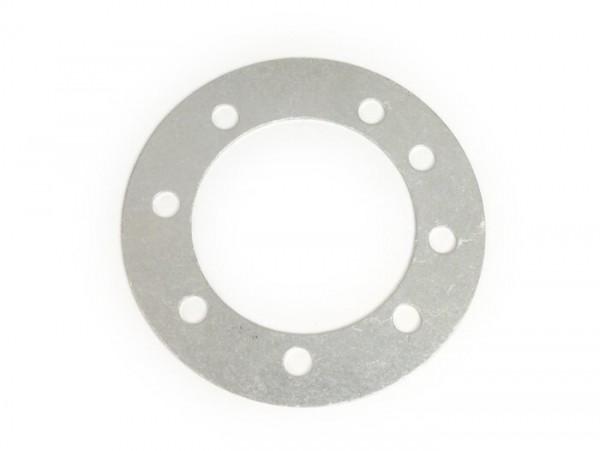 Cylinder head spacer -BGM PRO RaceTour Ø=65,0mm 8 fixings - Lambretta LI 125-150, LIS, SX 125-150, TV 175 (2nd series, 3rd series), DL/GP 125-150 - 0,3mm