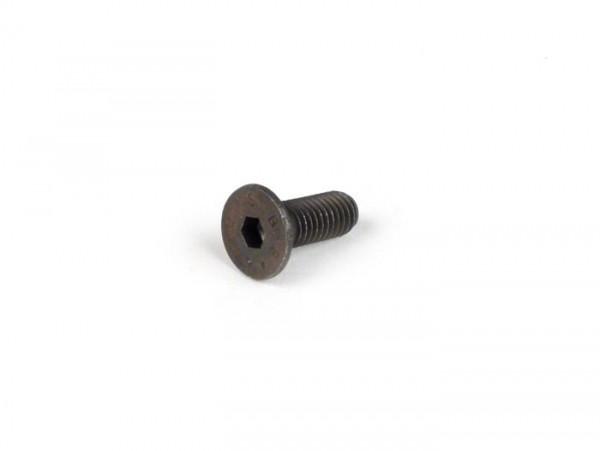 Tornillo tipo Allen-cabeza avellanada -DIN 7991- M5 x 14mm (resistencia 10.9) - (utilizado para disco primero embrague GP ONE y KG)