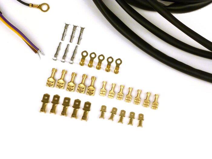 Vespa V90 Wiring Diagram