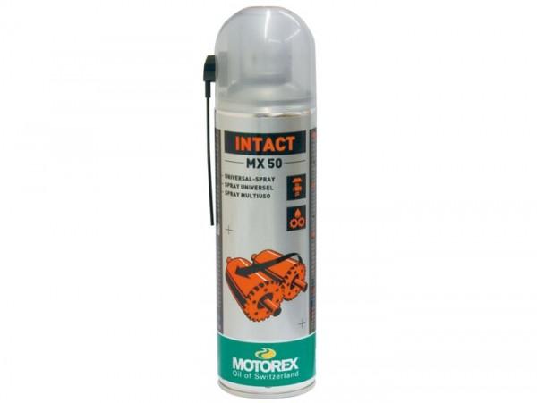 Sprühöl -MOTOREX Intact MX50- Multifunktionsöl - 500ml