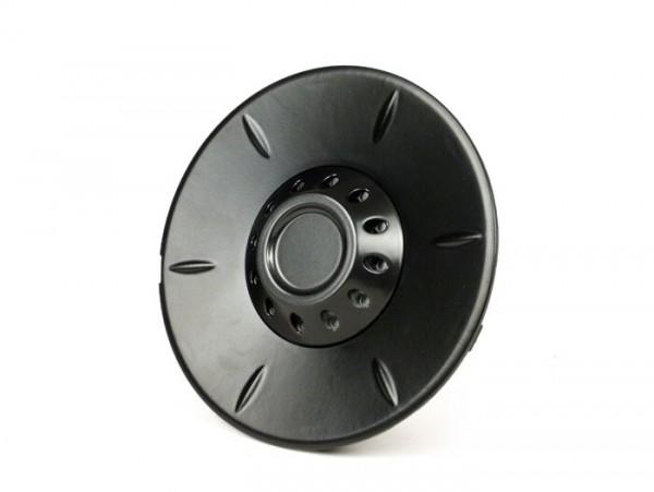 Cover for wheel nut / brake drum Ø=106mm -PIAGGIO- Vespa 946 - front - matt black