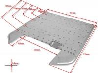 Floor board -VESPA- V30 till V33, VM