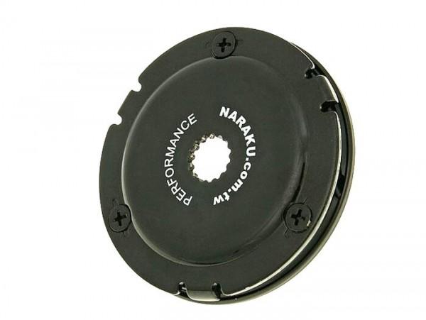 Piñón libre -NARAKU- CPI, 1E40QMB - Ø cigüeñal en el lado del variador=16mm - reforzado