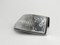 Indicator -PIAGGIO- Vespa PX80, PX125, PX150, PX200, T5 125cc rear rhs - colourless