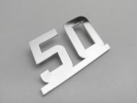 Badge de tablier -LAMBRETTA- 50 - J50 DL