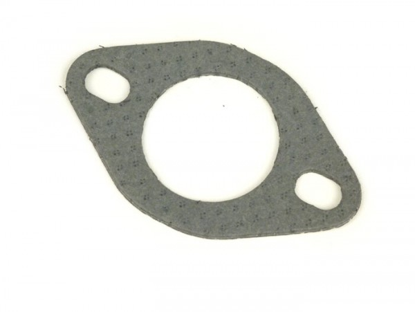 Dichtung Auspuffkrümmer/Zylinder -BGM ORIGINAL, Vespa XL, M8 Lochstich 55-62mm, Ø innen=33,5mm- Vespa V50, PV125, ET3, PK S, PK XL