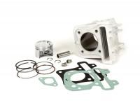 Zylinder -MALOSSI 77 ccm Sport- Piaggio AC 4-Takt (4-Ventile)