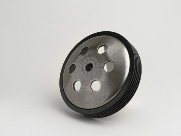 Campana embrague -MALOSSI Wingbell- Piaggio/Gilera 50-100cc (de 2 o 4 tiempos), Peugeot 50cc, Kymco 50cc, SYM 50cc, GY6 (de 4 tiempos) 50cc (Ø=107mm)