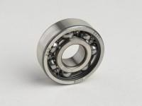 Kugellager -6201- (12x32x10mm) - (verwendet für Vorderrad Lambretta alle, Vespa PX (bis Bj. 1982) - Getriebe Lambretta A, B, C, LC, D, LD)