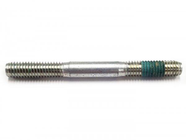 Stehbolzen -M6 x 62.5mm- (verwendet für Startermotor/Motorgegäuse Vespa GTS 125 (ZAPMA3100, ZAPMA3200, ZAPMA3700, ZAPMD3200), Vespa GTS 150 (ZAPMA3200, ZAPMA3100), Vespa GTS Super 125 (ZAPMA3100, ZAPMA3200, ZAPMA3700, ZAPMD3200), Piaggio Medley 125 (