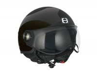 Casco -SPEEDS Jet Cool - nero lucido - XL (59cm)