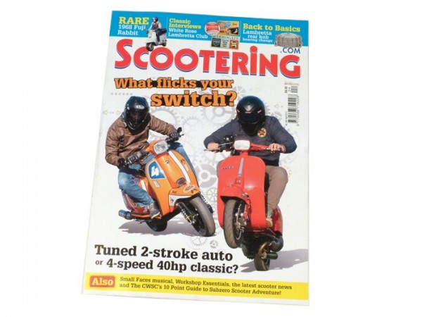 Scootering - (346) April 2015