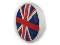 Spare wheel cover -UK- 3.50 - 10