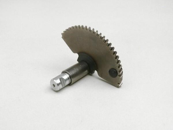 Kickstart shaft -OEM QUALITY- Piaggio Leader 125-200cc AC & LC