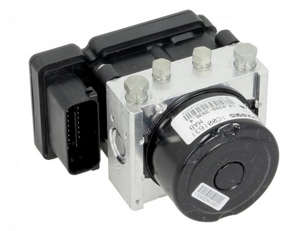 Control unit ABS -PIAGGIO- Vespa GTS 125 (ZAPMA3100), Vespa GTS 150 (ZAPMA3200, ZAPMA3100), Vespa GTS 300 (ZAPM45200, ZAPM45202, ZAPMA3300), Vespa GTS Super 125 (ZAPM45300, ZAPMA3100, ZAPM45301), Vespa GTS Super 300 (ZAPM45200, ZAPM45202, ZAPMA3300),
