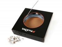 Cable hose -BGM ORIGINAL, PE inner liner- Ø outer = 5mm (L=25m) - grey