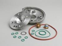 Zylinderkopf -TOP PERFORMANCES Nardo Due Plus 70 ccm Modular- Minarelli LC